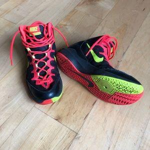 Nike basketball shoes (women), size 7.5.